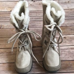 🌲5/$25 Nine West Toddler Girl's Winter Boots